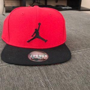 Jordan hat never worn